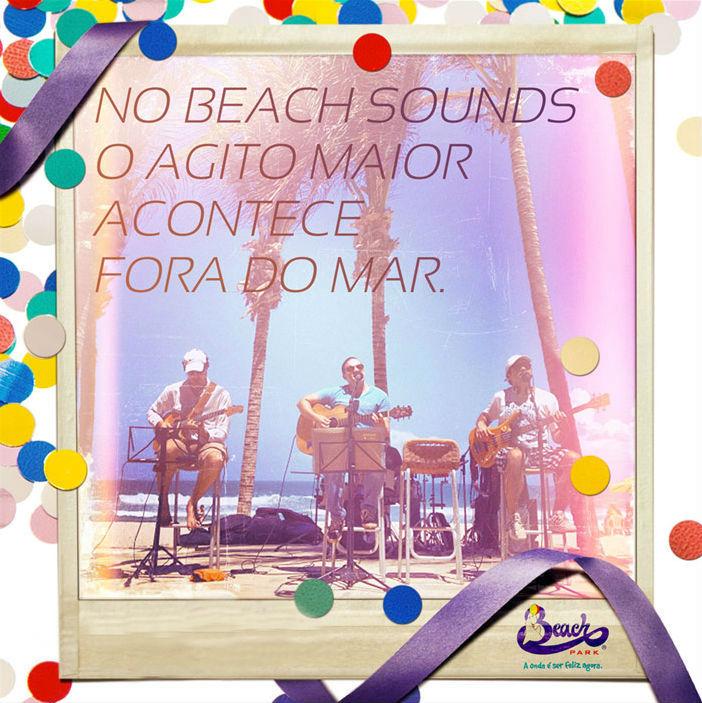 Beach Sounds no Carnaval!
