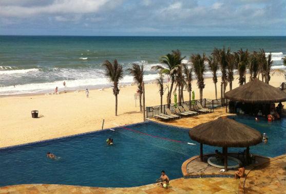 Beach Park oferece programação especial para o feriado de Corpus Christi