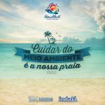 Beach Park e Associação Porto das Dunas comemoram Dia Mundial da Limpeza do Litoral