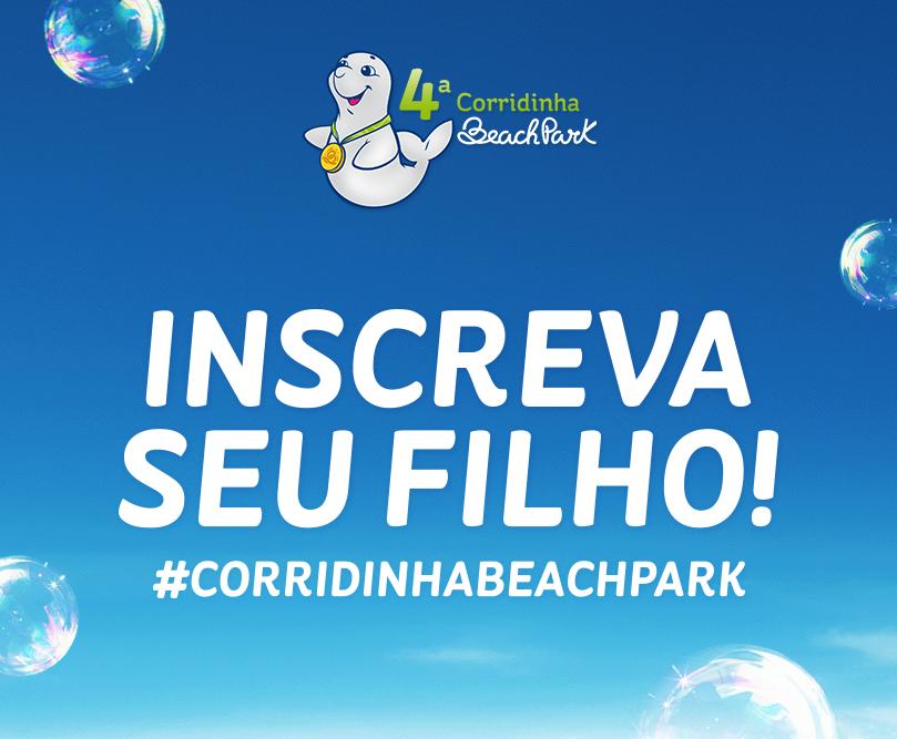 Inscrições abertas para a Corridinha Beach Park