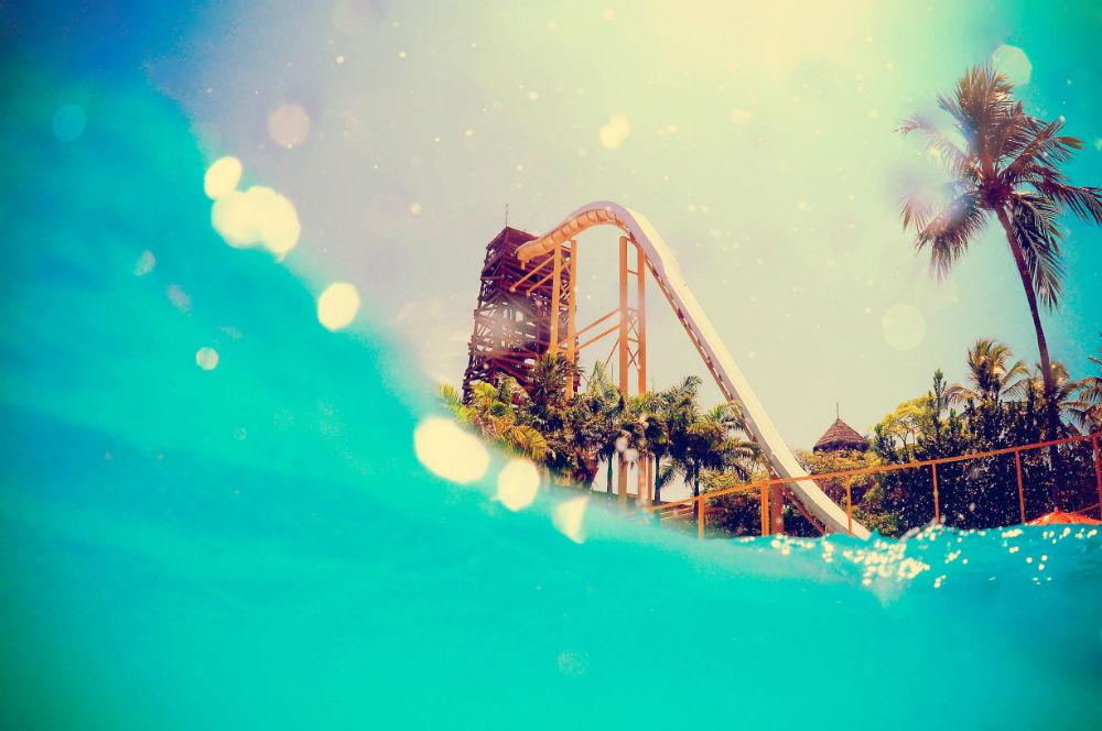 Beach Park é eleito o segundo melhor parque aquático do mundo pelo TripAdvisor