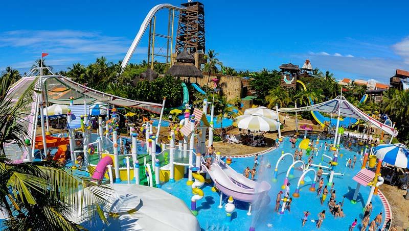 Beach Park é diversão garantida para o Dia das Crianças