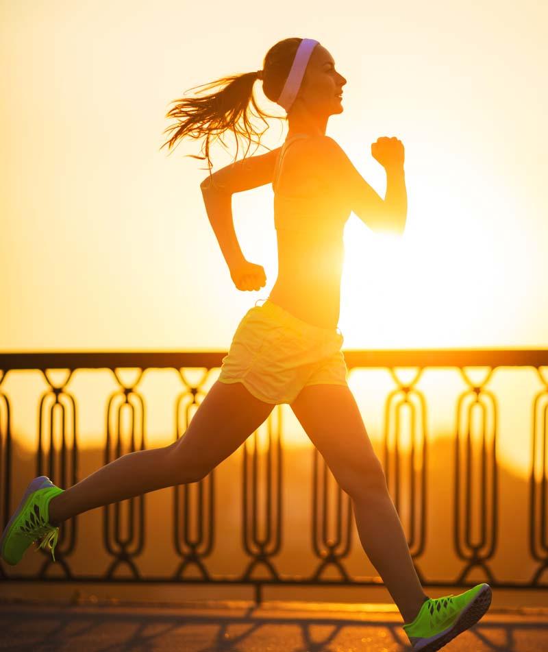 Lugares para praticar atividade física ao ar livre