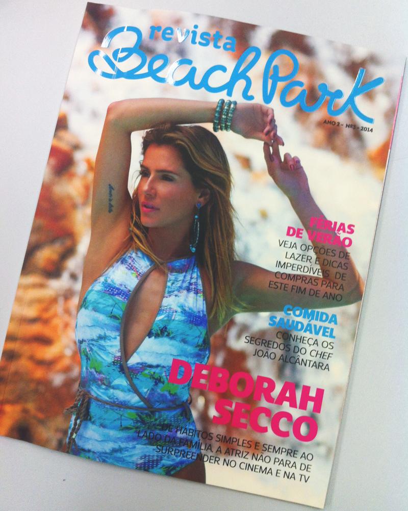 Revista Beach Park