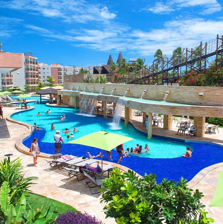 Conheça mais sobre o Wellness Beach Park Resort