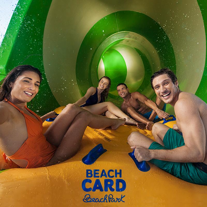 Saiba como obter o seu Beach Card!