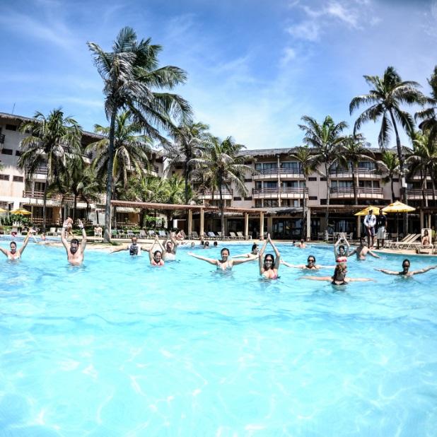 Saiba mais sobre o Suites Beach Park Resort