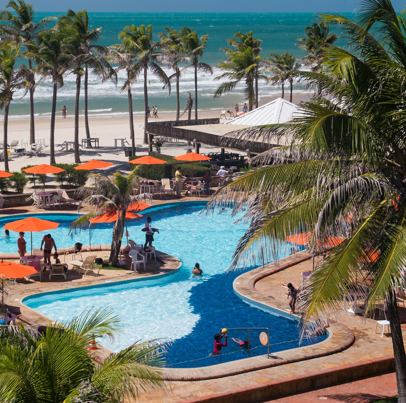 Conheça mais sobre o Oceani Beach Park Hotel