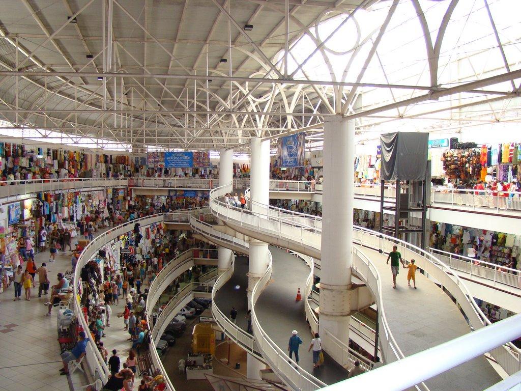Mercado Central de Fortaleza - Ceará
