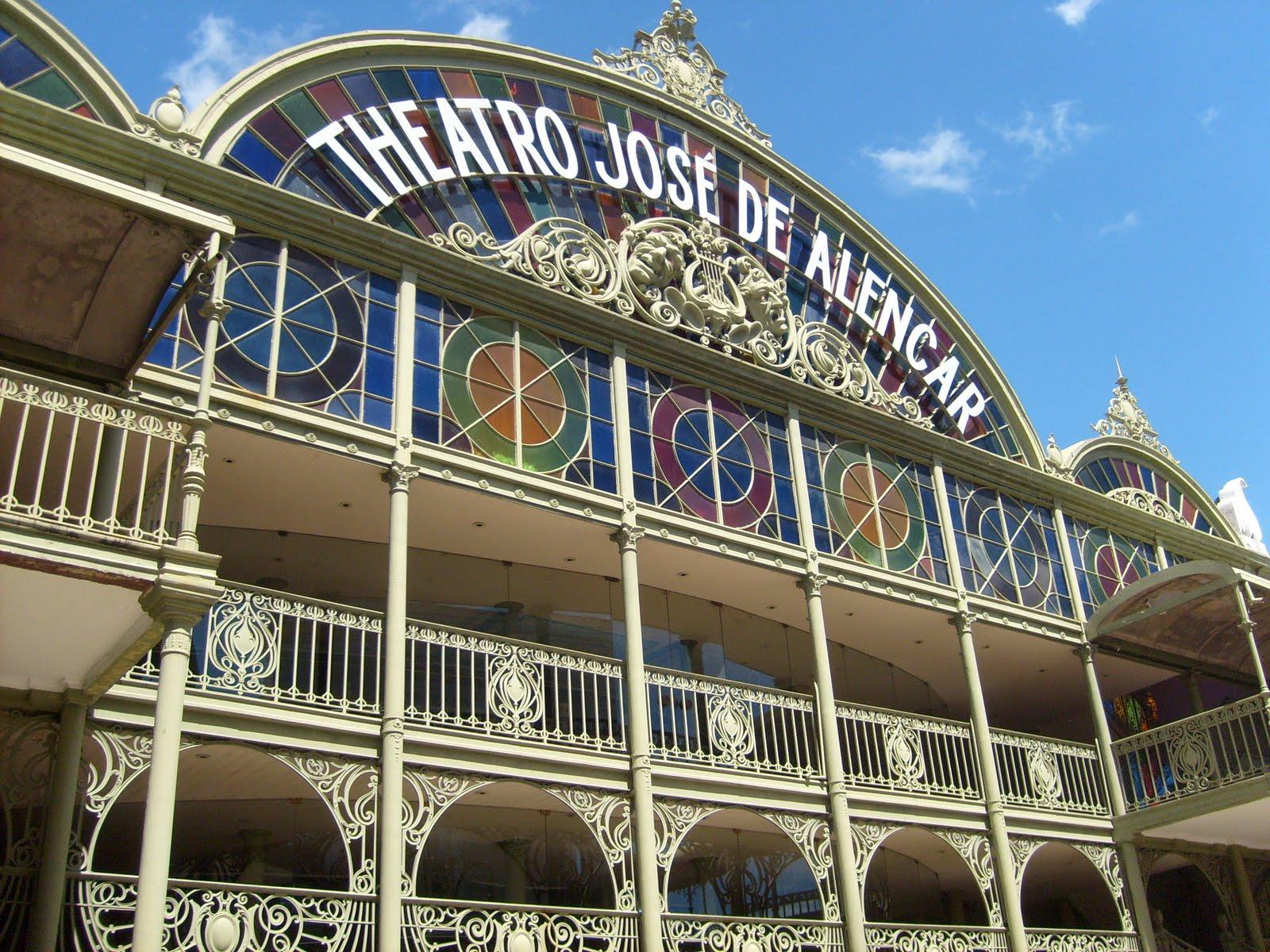 Theatro José de Alencar - Ceará