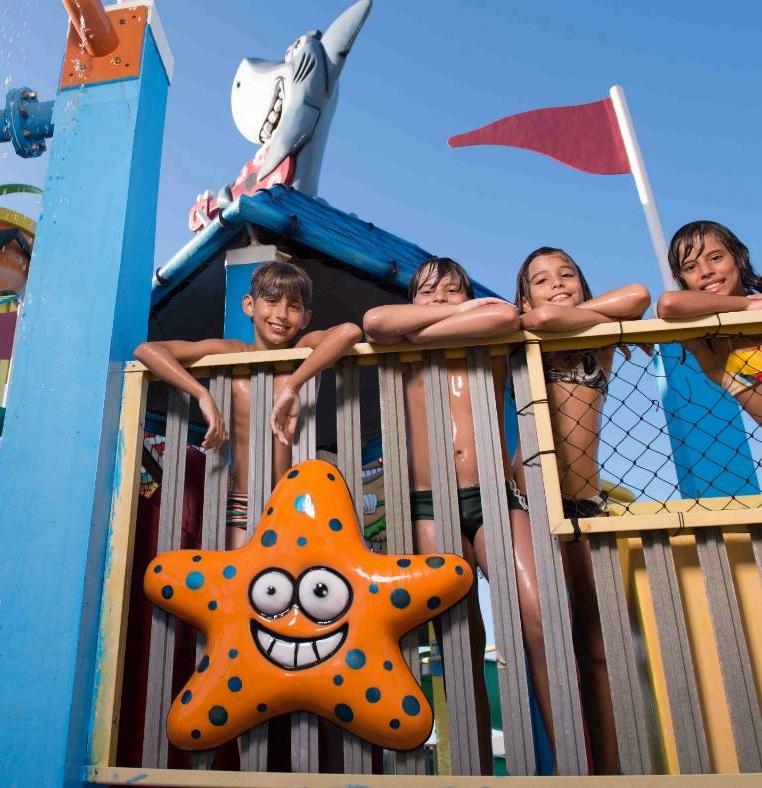 Beach Park: o lugar perfeito para a criançada!