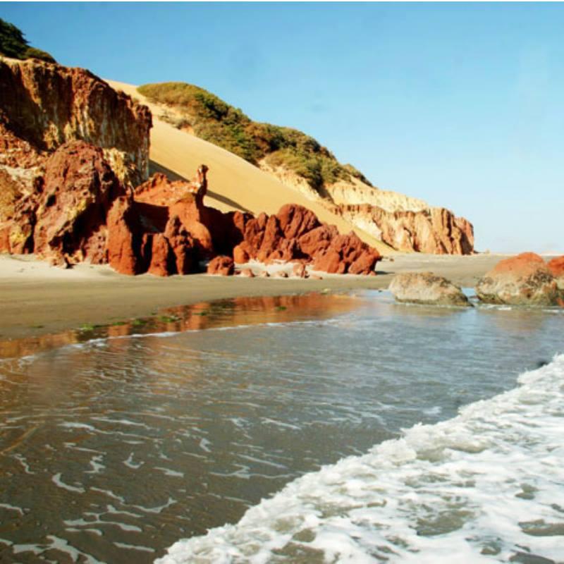 Praia Ponta Grossa - Ceará