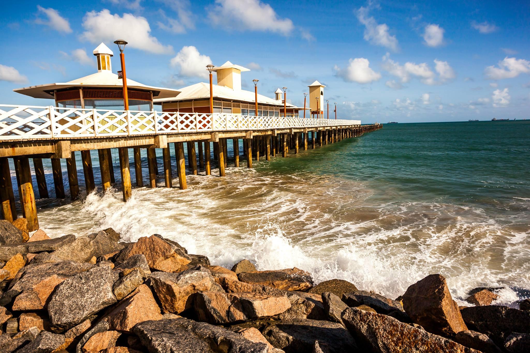 Praia de Iracema - Ceará