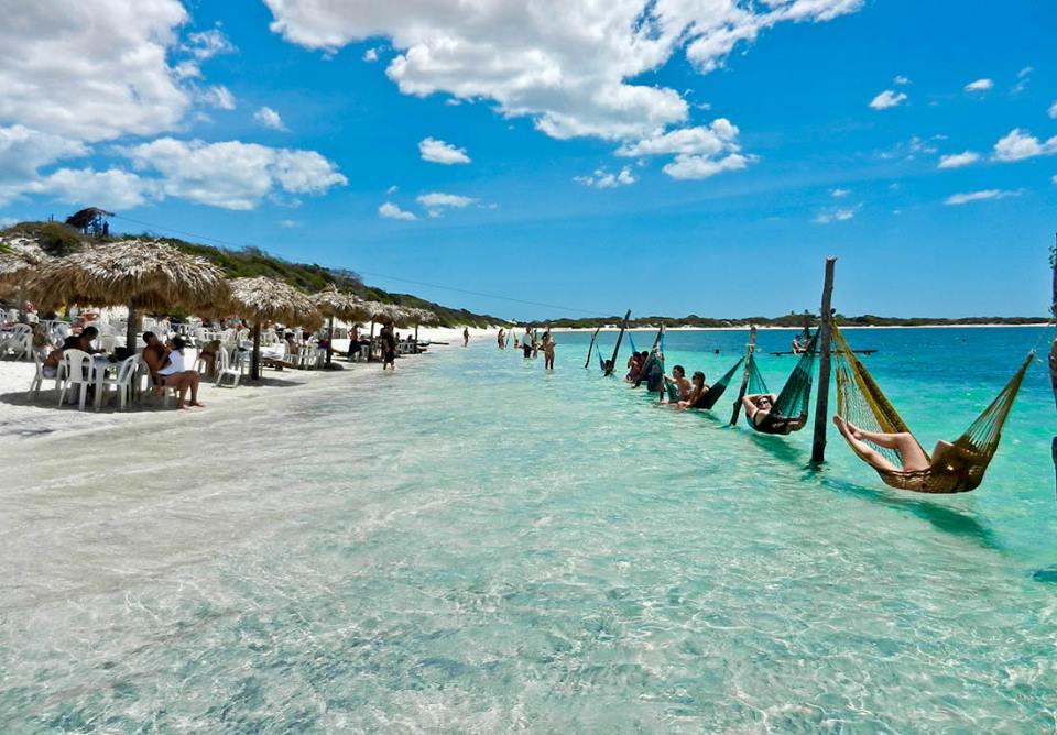 Praia da Lagoa Azul - Ceará