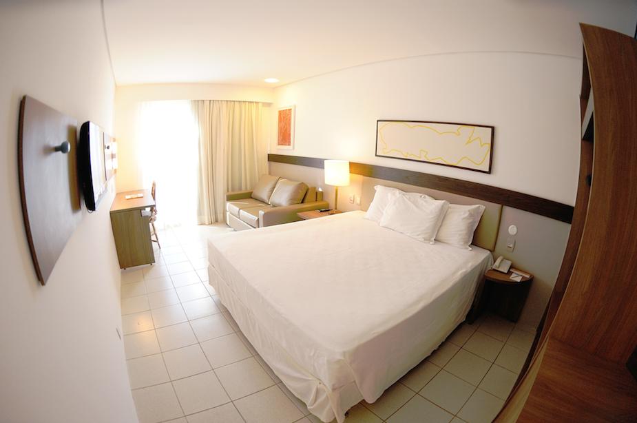 Suíte Júnior - Resort Oceani Beach Park Hotel