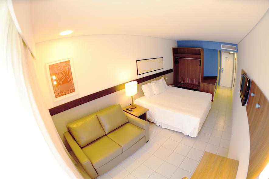 Suíte Júnior - Oceani Beach Park Hotel