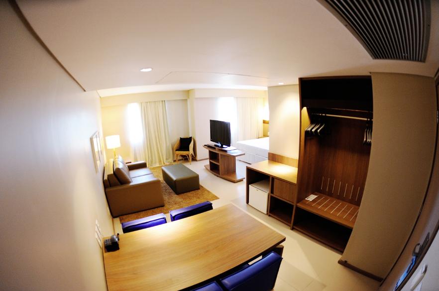 Suíte Master - Oceani Beach Park Hotel