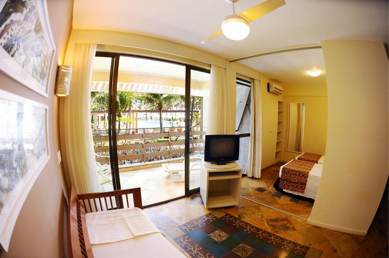 Suíte Garden – Suites Beach Park Resort