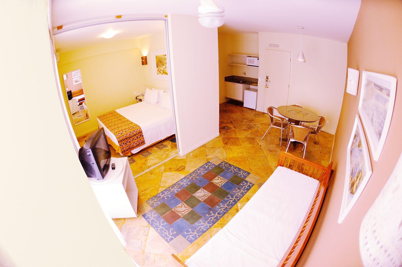Suíte Júnior – Suites Beach Park Resort