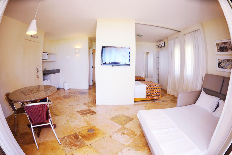 Suíte Master – Suites Beach Park Resort