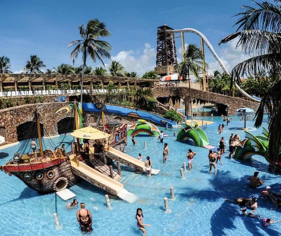 Parque aquático Beach Park