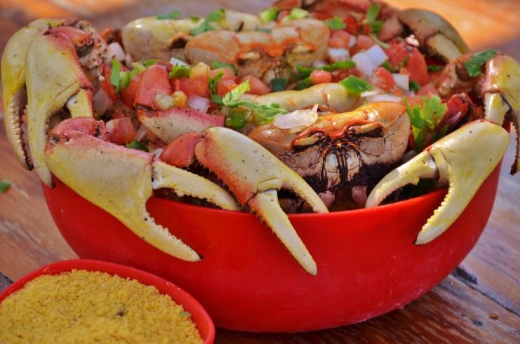 Caranguejo - Restaurante da Praia
