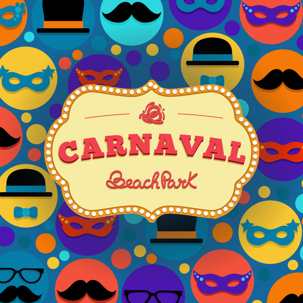 Venha cair na folia no Carnaval do Beach Park!