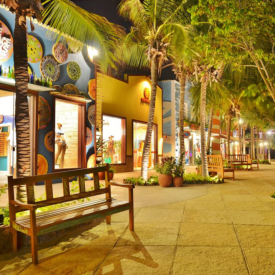 Em abril não vai faltar diversão na Vila Azul do Mar!