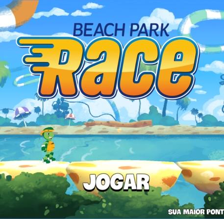Beach Park Race: o app para a criançada!