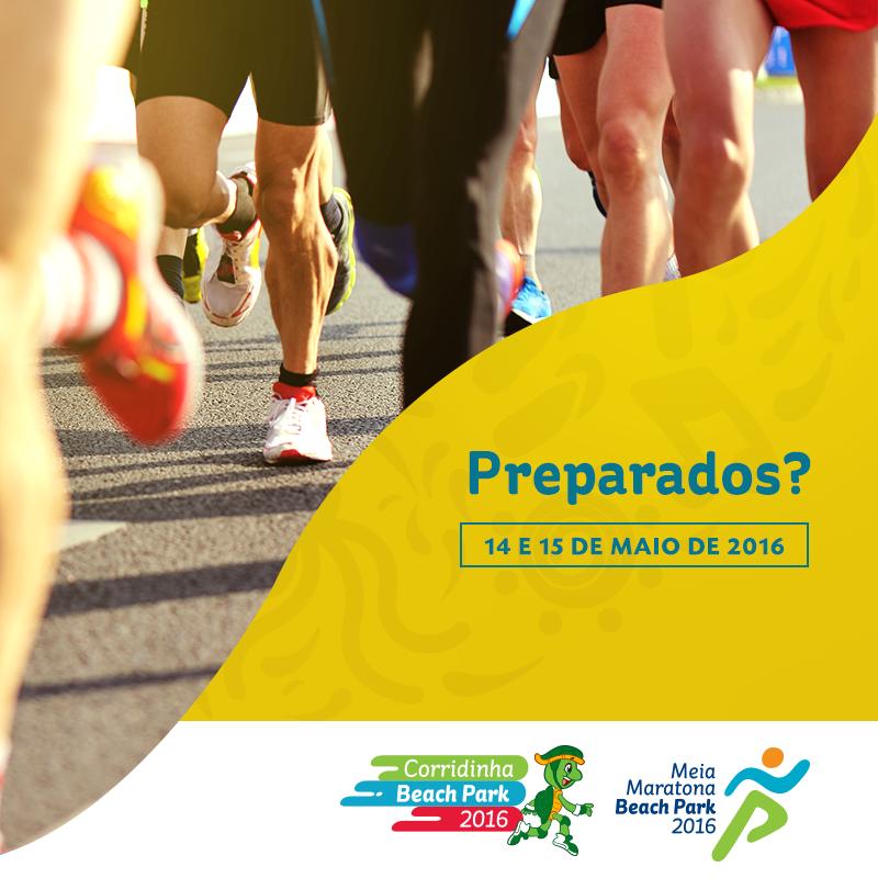 Não perca a Corridinha e a Meia Maratona Beach Park!