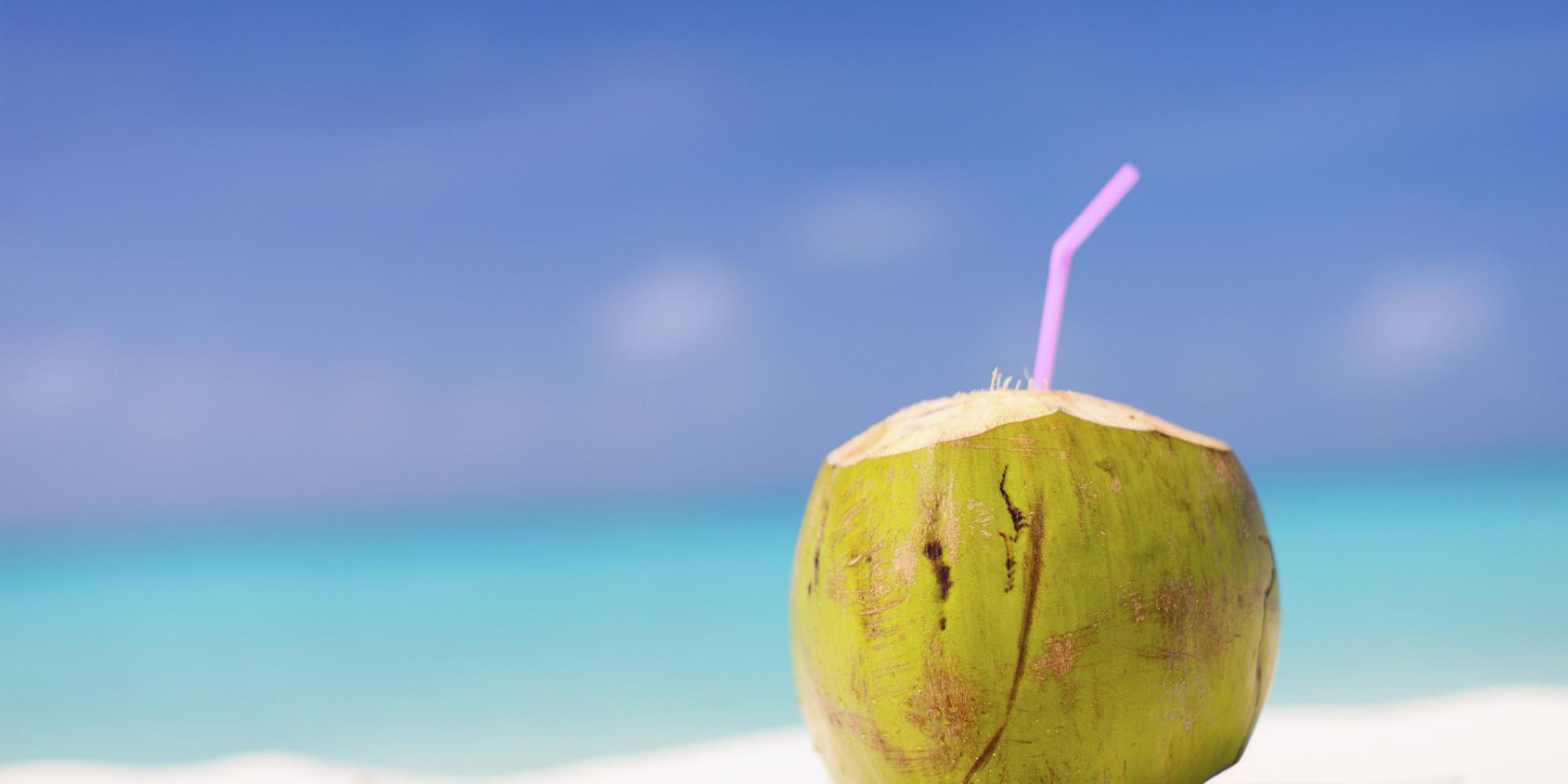 Benefícios da água de coco!