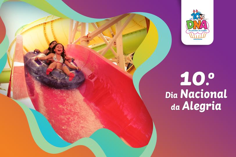 Beach Park receberá mais de 100 crianças para a 10° edição do Dia Nacional da Alegria