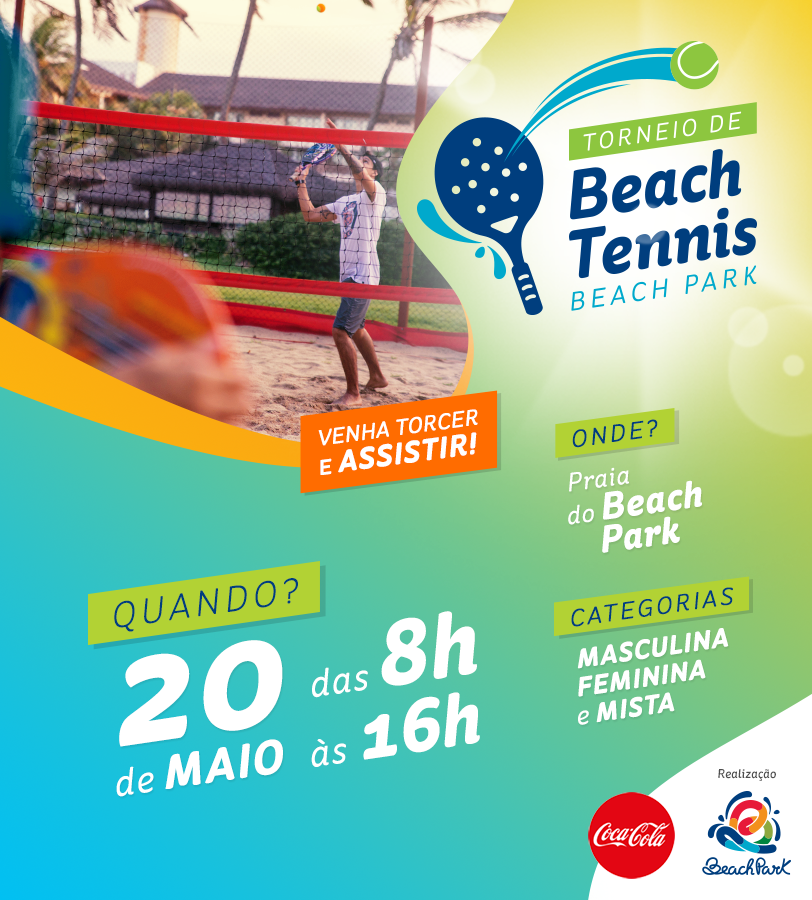 Torneio de Beach Tennis