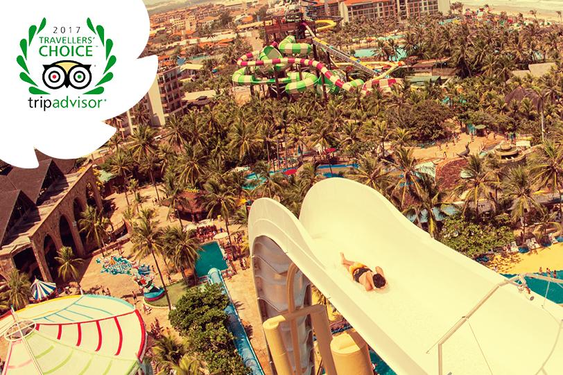 Nosso parque é eleito o 2° melhor do mundo!