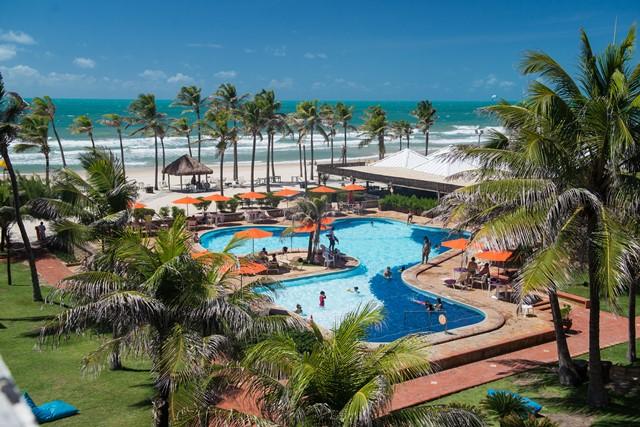Você conhece os hotéis do Beach Park?