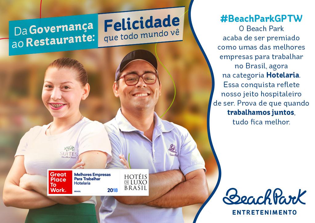 Hotelaria – Prêmio melhores empresas para trabalhar no Brasil