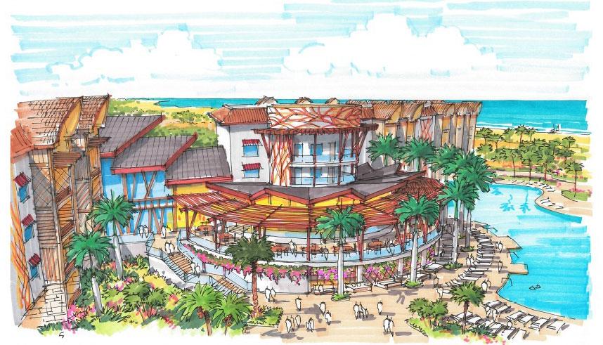 Vem mais novidade do Beach Park por aí!