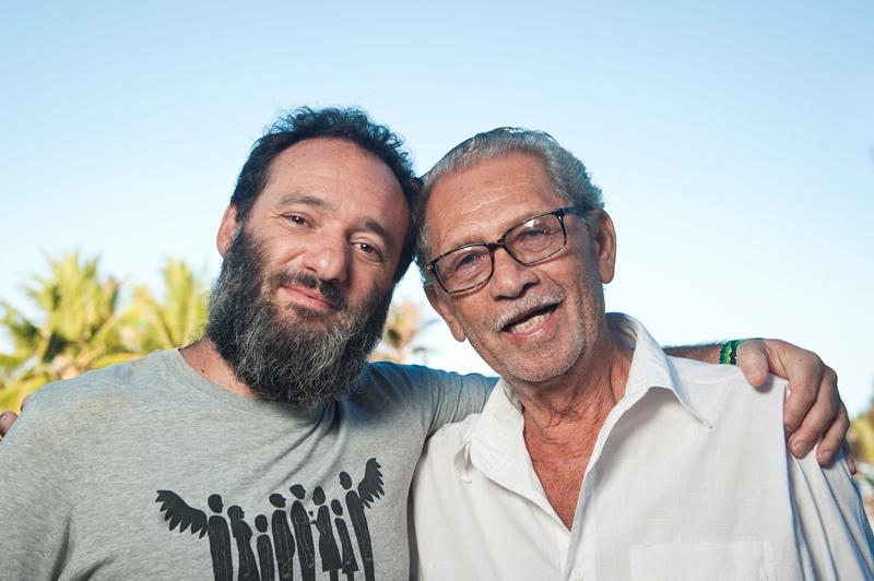 Encontro na Vila: Espedito Seleiro e Marcelo Rosenbaum falam sobre sustentabilidade e moda