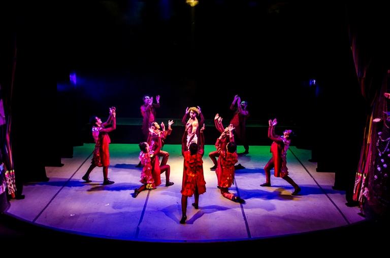 Dia do Teatro: Ceará Show com 50% de desconto para residentes.