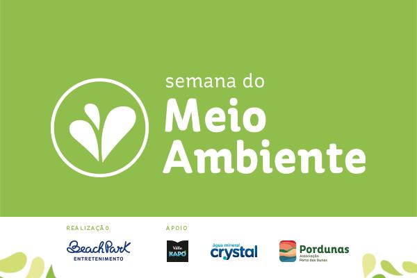 Semana do Meio Ambiente: Limpeza da Praia, Encontro Ceará Sustentável e muito mais!
