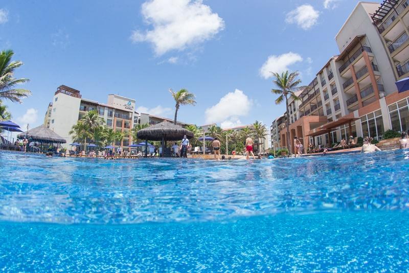 Resorts do Beach Park ficam entre os melhores do País em pesquisa Datafolha