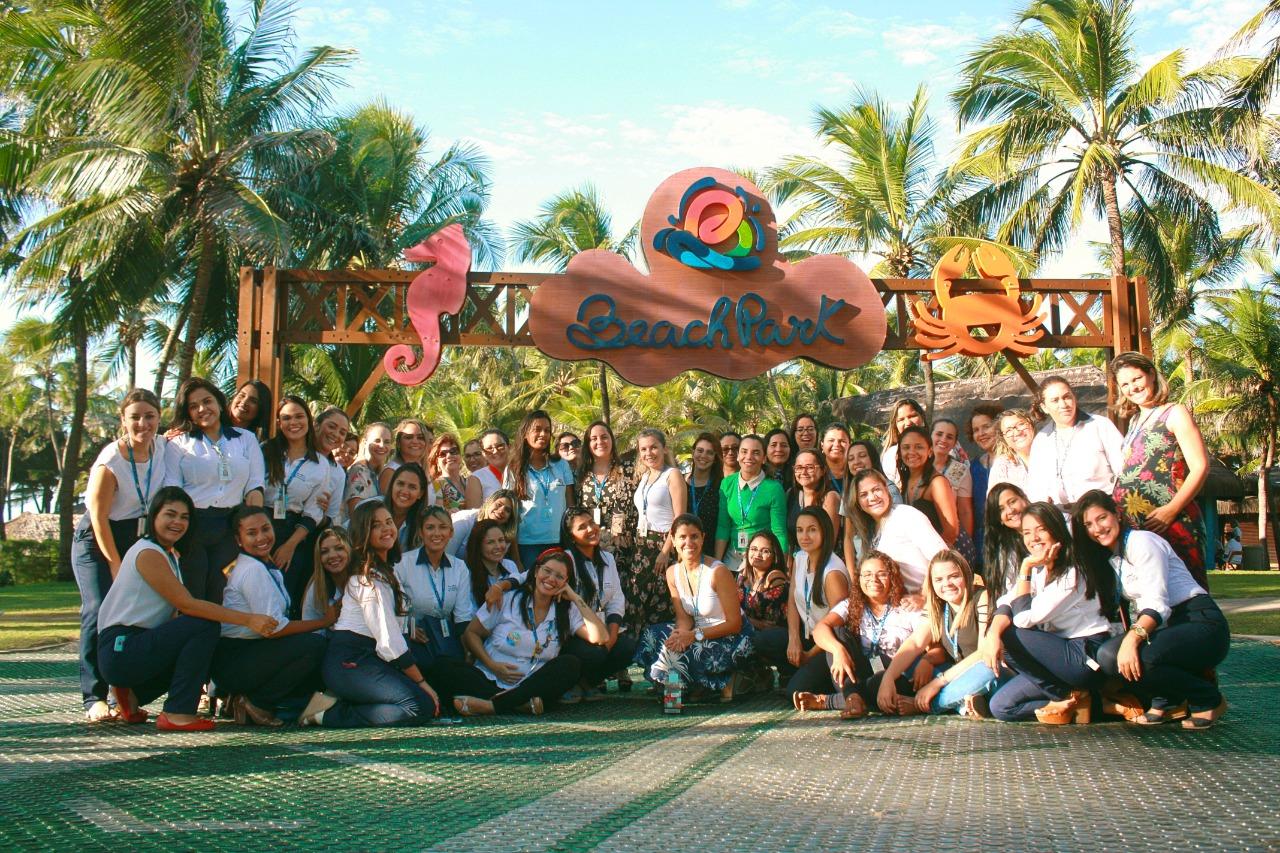Beach Park é eleito um dos melhores lugares para mulheres trabalharem no país