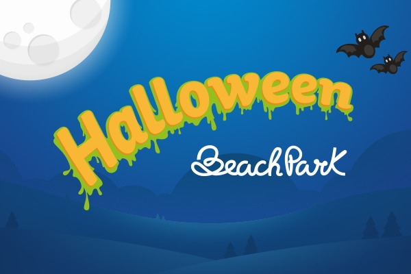 Halloween Beach Park 2019