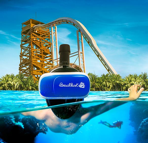 Submerso: a nova atração 4D 360 do Beach Park