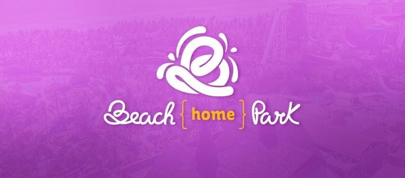 Beach {home} Park: em casa com a família