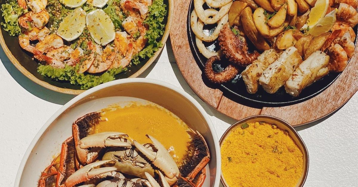 Onde comer na praia do Porto das Dunas
