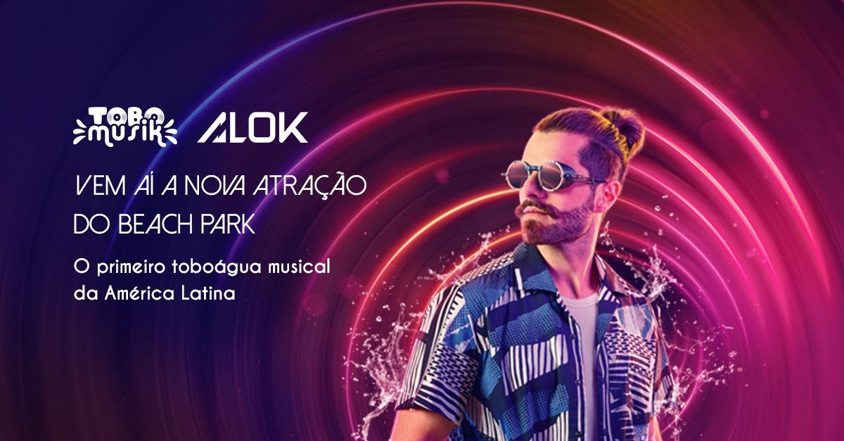 Tobomusik | Nossa nova atração em parceria com Alok
